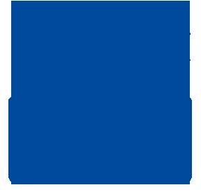 ikona domu z panelami słonecznymi